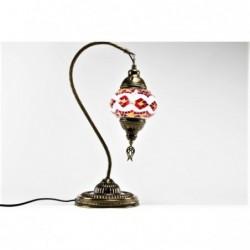 Lámpara turca cisne2
