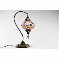 Lámpara turca cisne3